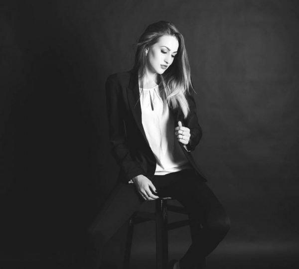 Fashion black&white
